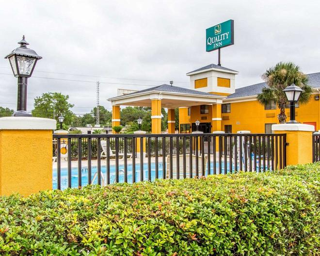 Quality Inn near University of Mobile - Saraland - Bâtiment