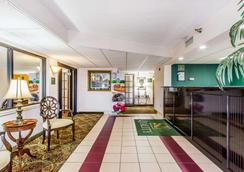 Quality Inn near University of Mobile - Saraland - Lobby