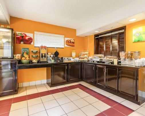 Quality Inn near University of Mobile - Saraland - Buffet