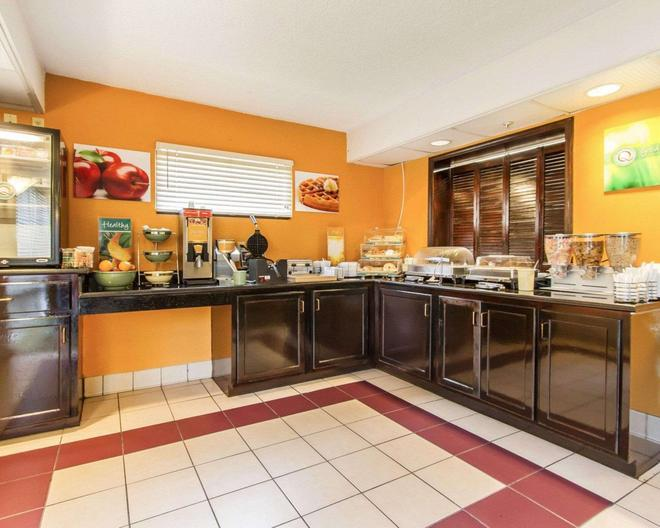 Quality Inn near University of Mobile - Saraland - Buffet