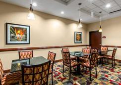 Comfort Suites - Уэйкросс - Ресторан