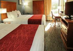 Comfort Inn Greenville - Haywood Mall - Greenville - Phòng ngủ