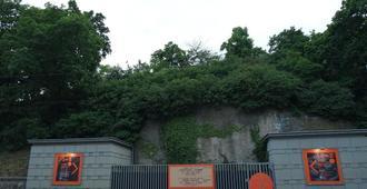 10-Z Bunker - Μπρνο - Θέα στην ύπαιθρο