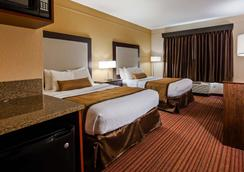 Best Western Plus Strawberry Inn & Suites - Knoxville - Makuuhuone