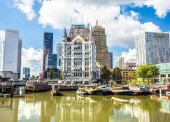 Novotel Rotterdam Brainpark - Rotterdam - Dış görünüm