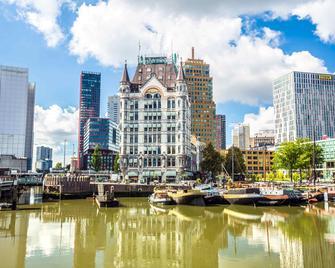 Novotel Rotterdam Brainpark - Rotterdam - Venkovní prostory