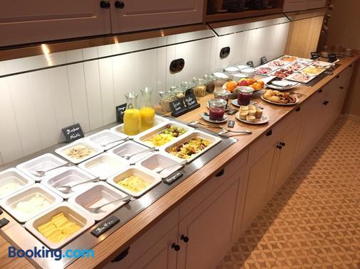 Restaurant & Hotel Strandleben - Schleswig - Buffet