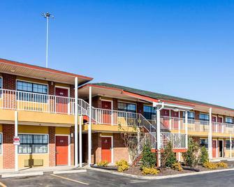 Rodeway Inn & Suites Smyrna - Smyrna - Gebouw