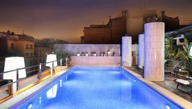 Claris Hotel & Spa Gl - Barselona - Veranda