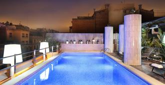 Claris Hotel & Spa Gl - Barcelona - Patio