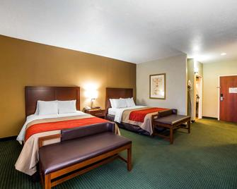 Quality Inn Draper - Draper - Bedroom