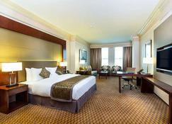 فندق ويندام جاردن الدمام - الدمام - غرفة نوم