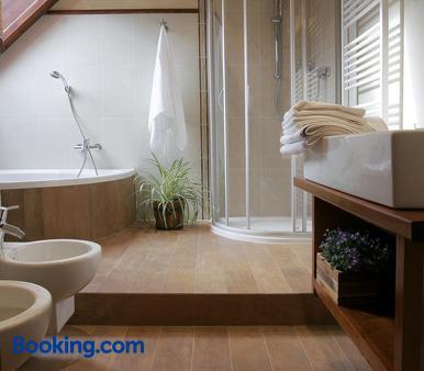 Vila Grand - Nová Lesná - Bathroom