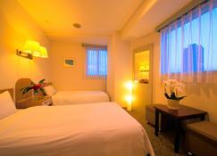 Hotel Meijiya - Hamamatsu - Bedroom