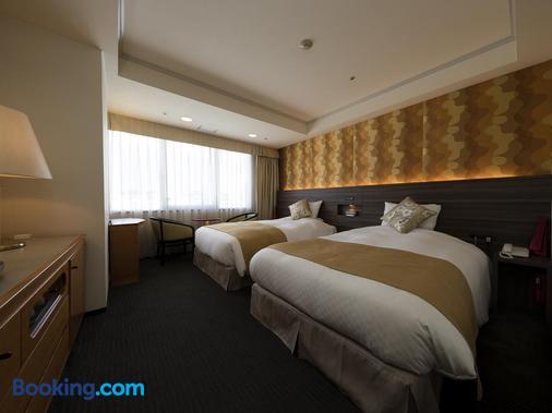 KKR Hotel Kumamoto - Kumamoto - Bedroom