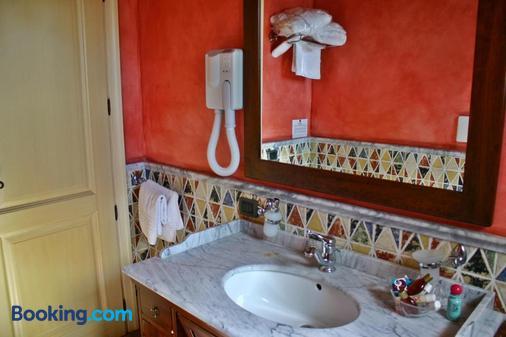 Charme Hotel La Bitta - Arbatax - Bathroom