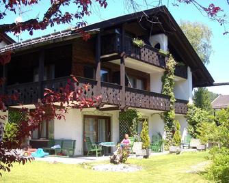 Hotel Bichlerhof - Mittenwald - Rakennus