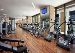 The Mulia - South Kuta - Gym