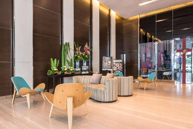 因維托套房酒店 - 吉隆坡 - 大廳