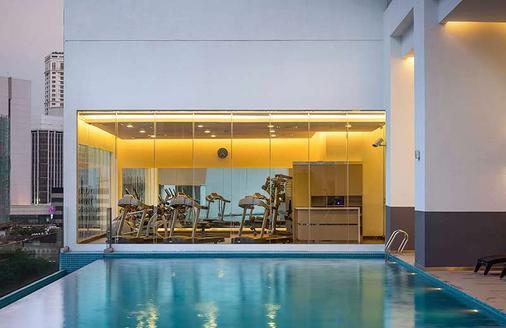 Ramada Suites by Wyndham Kuala Lumpur City Centre - Kuala Lumpur - Gym