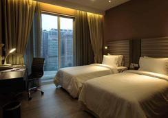 因維托套房酒店 - 吉隆坡 - 臥室