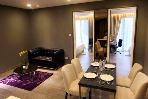 Ramada Suites by Wyndham Kuala Lumpur City Centre - Kuala Lumpur - Phòng ngủ
