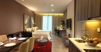 Ramada Suites by Wyndham Kuala Lumpur City Centre - Kuala Lumpur - Quarto