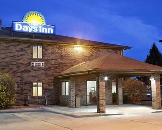 Days Inn by Wyndham Grand Forks Columbia Mall - Grand Forks - Gebouw