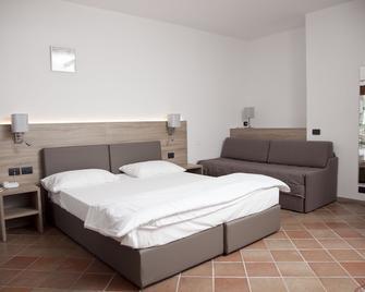 Albergo Grobberio - Сан-Мартіно-Буон-Альберго - Спальня