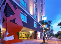 Hotel Day Plus Tamsui - Tamsui District - Building