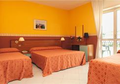 伊希斯酒店 - 龐貝 - 龐貝 - 臥室