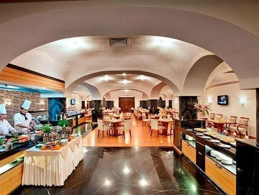 Al Gosaibi Hotel - Al Khobar - Μπουφές