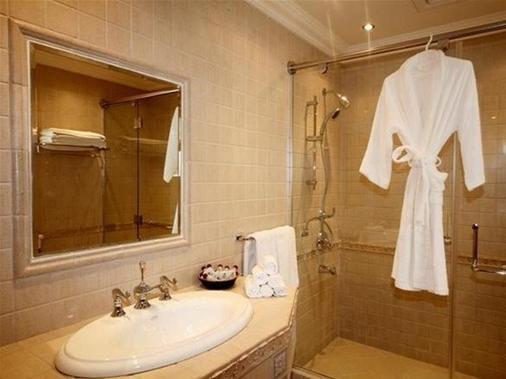Algosaibi Hotel - Al Khobar - Phòng tắm