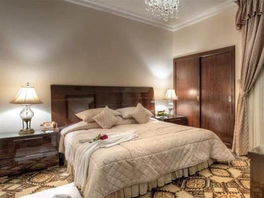 Al Gosaibi Hotel - Al Khobar - Κρεβατοκάμαρα