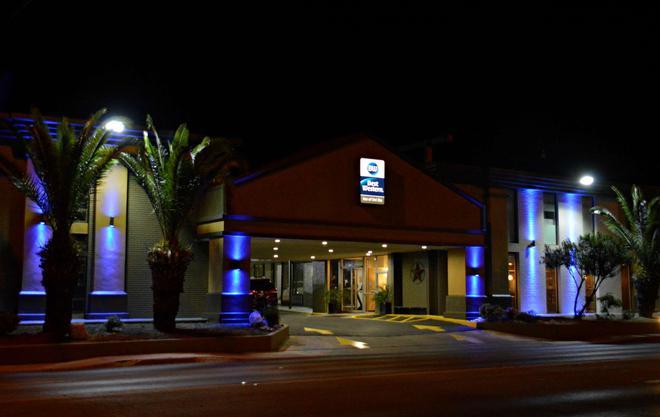 Best Western Inn of Del Rio - Del Rio - Building