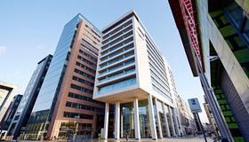 Lindner Wtc Hotel & City Lounge - Antwerpen - Gebäude