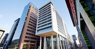 Lindner Wtc Hotel & City Lounge - Antwerp - Building