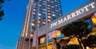 JW Marriott Hotel Hangzhou - Hangzhou - Gebäude