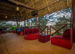 Mukono Resort Hotel - Mukono - Balkong