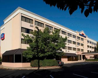 Fairfield Inn & Suites Parsippany - Parsippany - Gebouw