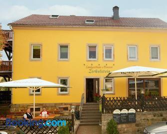 Gasthaus & Pension Zirkelstein - Schöna - Building