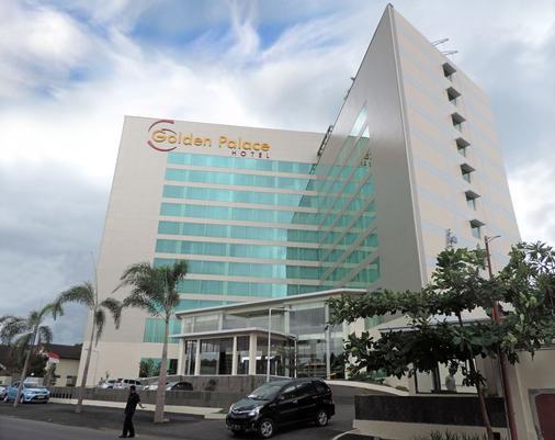 Golden Palace Hotel Lombok - Mataram - Toà nhà