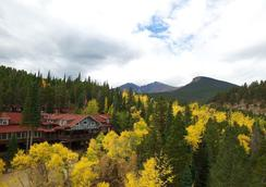 Baldpate Inn - Estes Park - Outdoors view