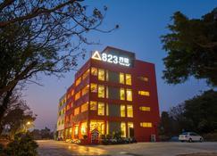 823 توريست هوتل - Jinhu - مبنى