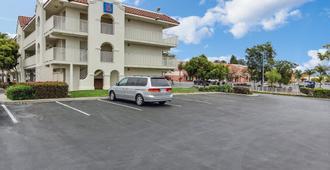 Motel 6 Watsonville Monterey Area - Watsonville - Building