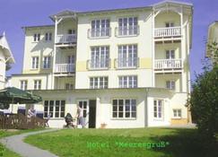 Hotel Meeresgruß - Sassnitz - Gebäude