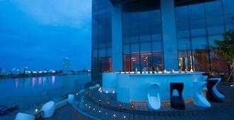 峴港漢江諾富特高級酒店 - 峴港 - 酒吧