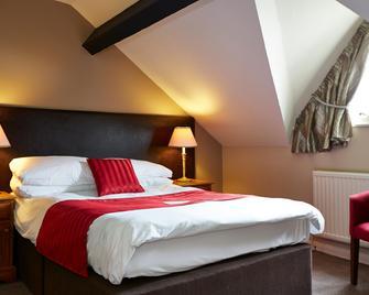 Bull Hotel Halstead By Greene King Inns - Halstead - Спальня