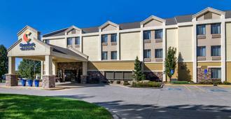 Comfort Inn & Suites Kansas City - Northeast - Kansas City - Toà nhà