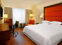 Four Points by Sheraton Ahmedabad - Ahmedabad - Bedroom